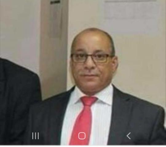 رجل الأعمال المعتقل/ محمد الأمين بوبات